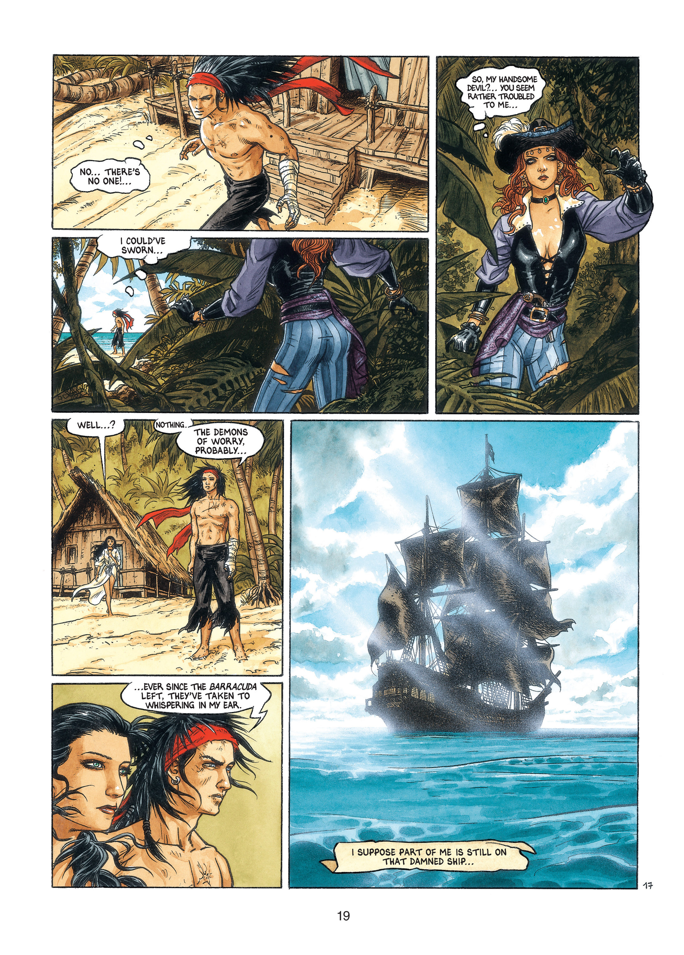 Read online Barracuda comic -  Issue #3 - 20