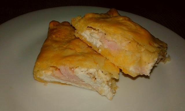 слойоний солоний пиріг на закуску