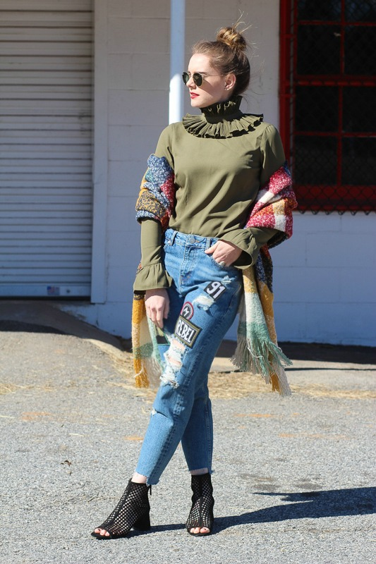 Mom Jeans- Blogger Style