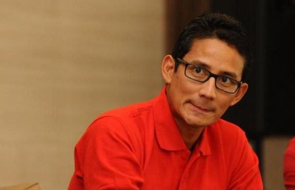 Gerindra dukung Sandiaga Uno Pada Pilkada DKI
