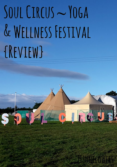Soul Circus ~ Yoga & Wellness Festival {Review} // 76sunflowers