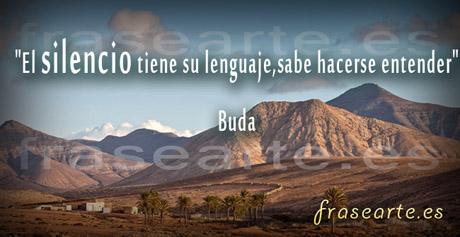 Frases para el silencio de Buda