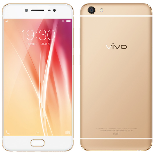 vivo x7 x7 plus with 4gb ram 16 megapixel front camera