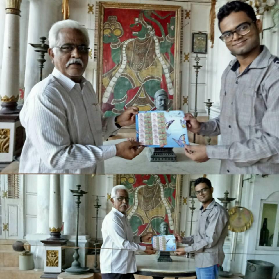 Rajah Serfoji ll Memorial Hall, Sadar Mahal Palace Thanjavur-613009