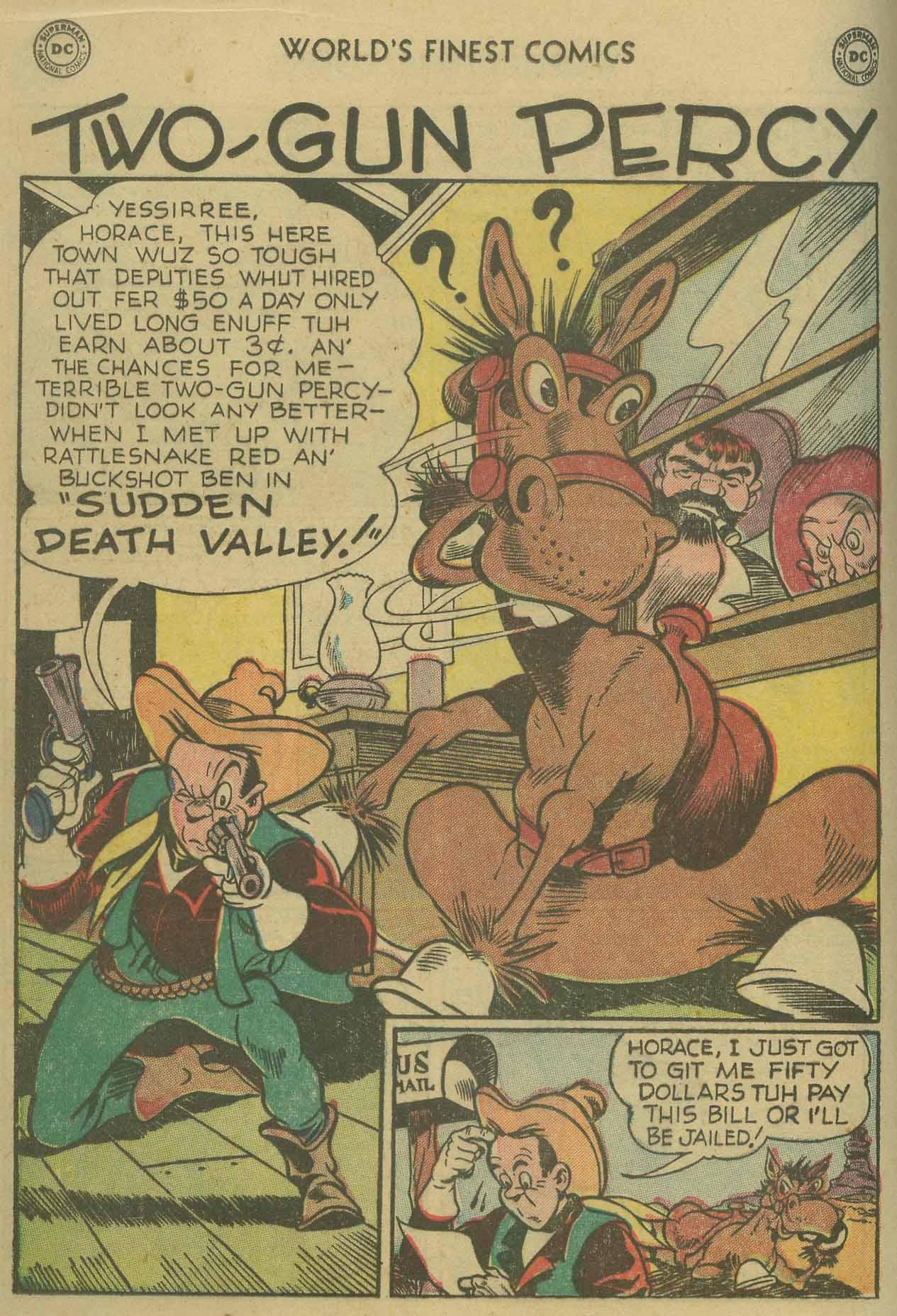 Read online World's Finest Comics comic -  Issue #69 - 38