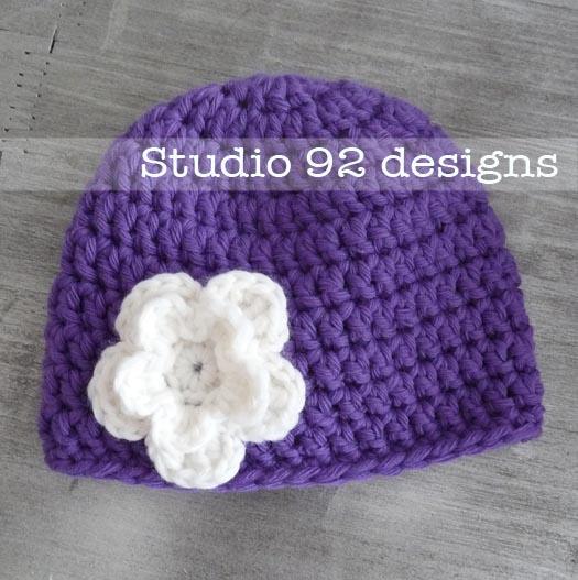 Studio 92 Designs Babymutsje Voor Save The Children