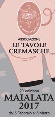 Maialata dal 5 febbraio al 5 marzo Cremasco