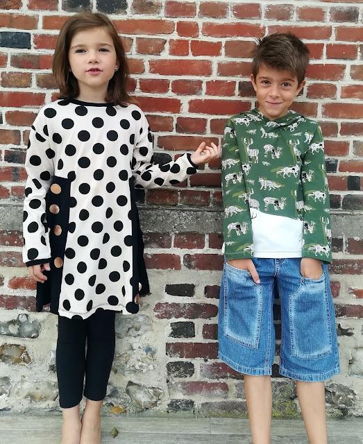 couture enfant jersey