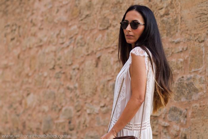 Blogger influencer de Valencia de moda adicta a los zapatos