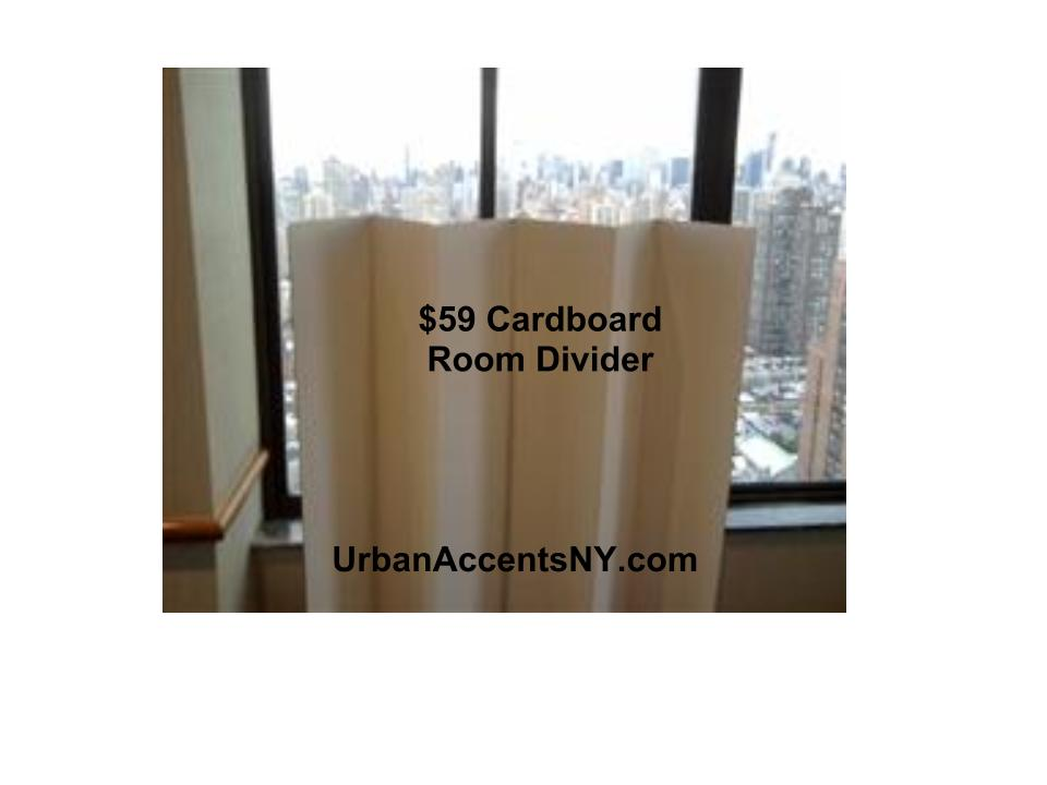 Make Your Own Canvas Room Divider