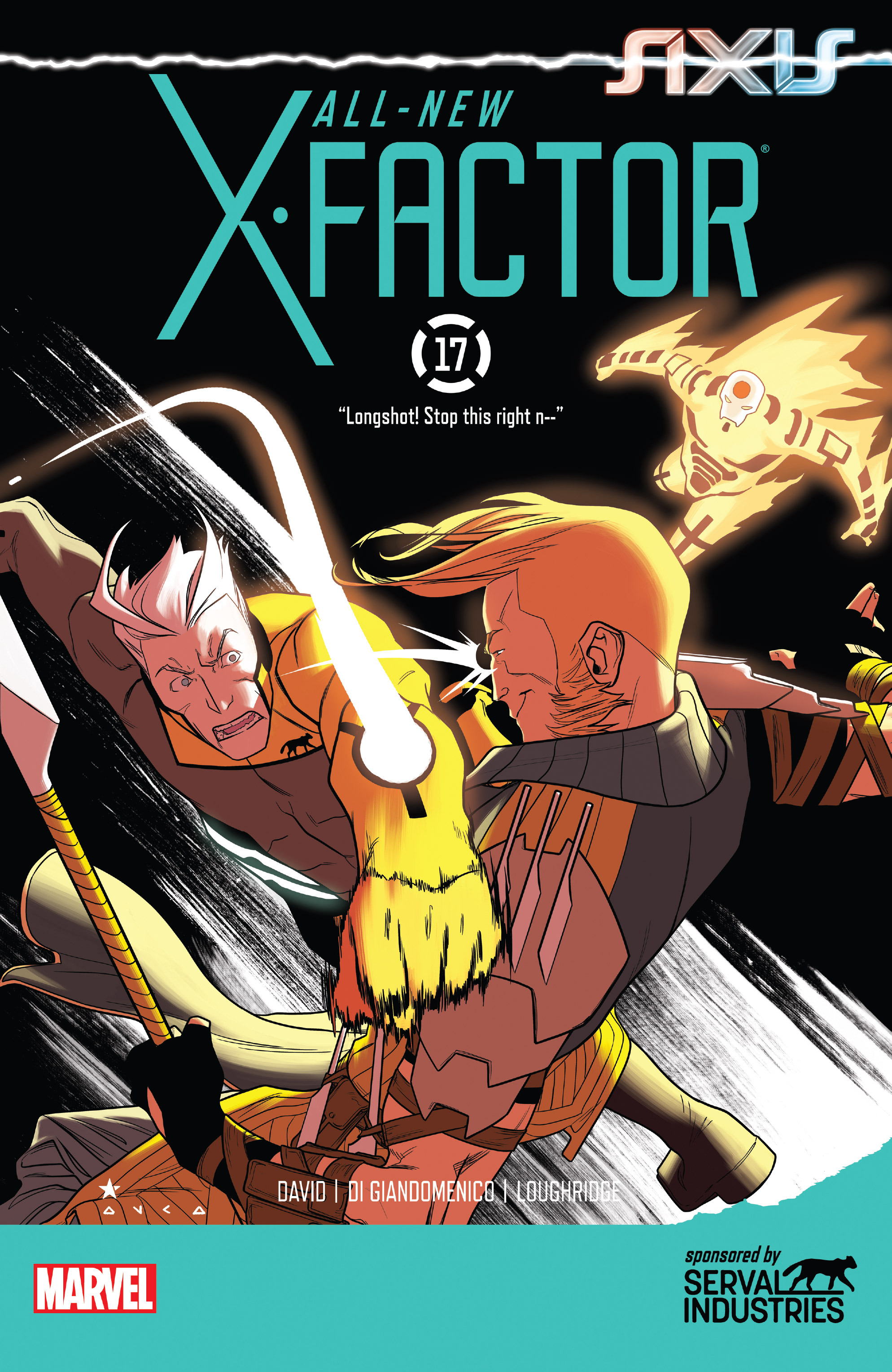 Read online All-New X-Factor comic -  Issue #17 - 1