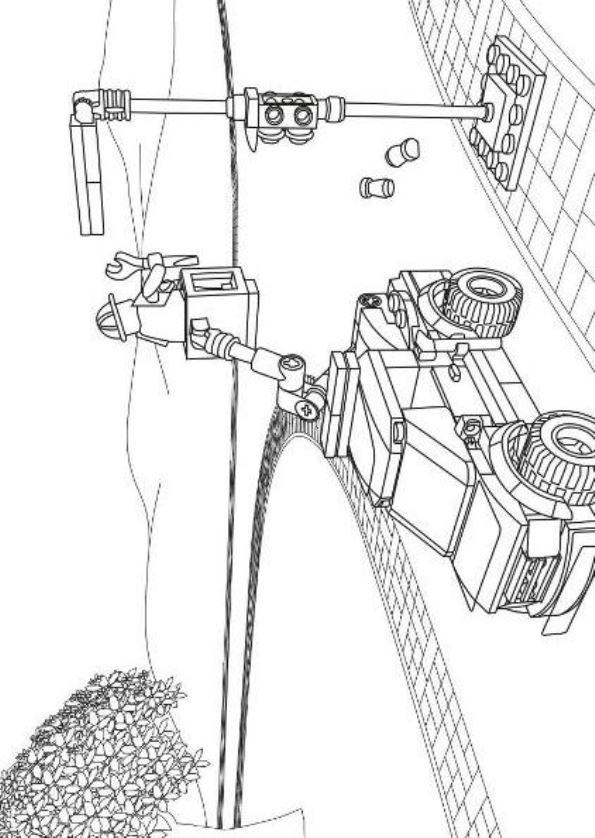 Ausmalbilder Zum Ausdrucken Malvorlagen Lego City Bilder Zum