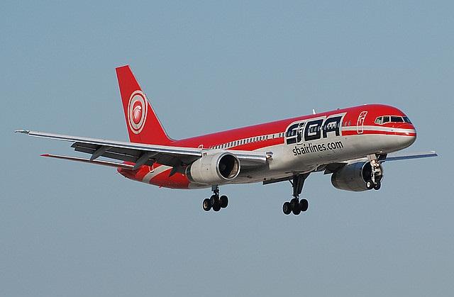 Santa Bárbara Airlines notificó suspensión temporal de la ruta Caracas – Panamá – Caracas