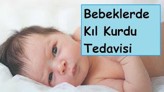 Bebeklerde Kıl Kurdu Tedavisi