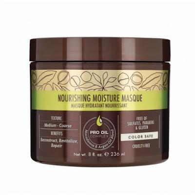 Nourishing Moisture masque Macadamia