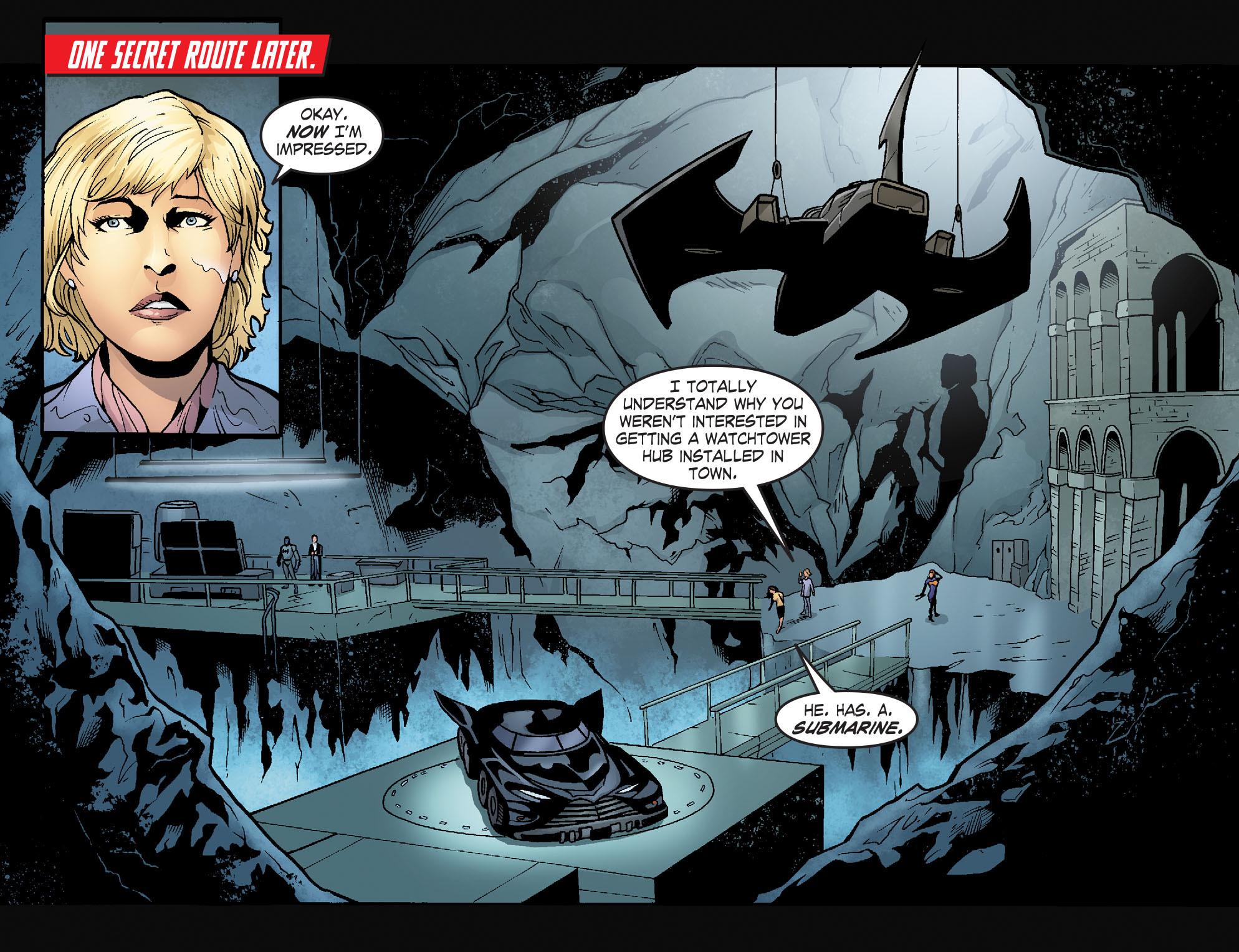 Read online Smallville: Alien comic -  Issue #6 - 7