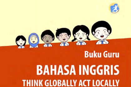 BUKU GURU BAHASA INGGRIS KELAS 9 SMP/MTs KURIKULUM 2013 REVISI 2017