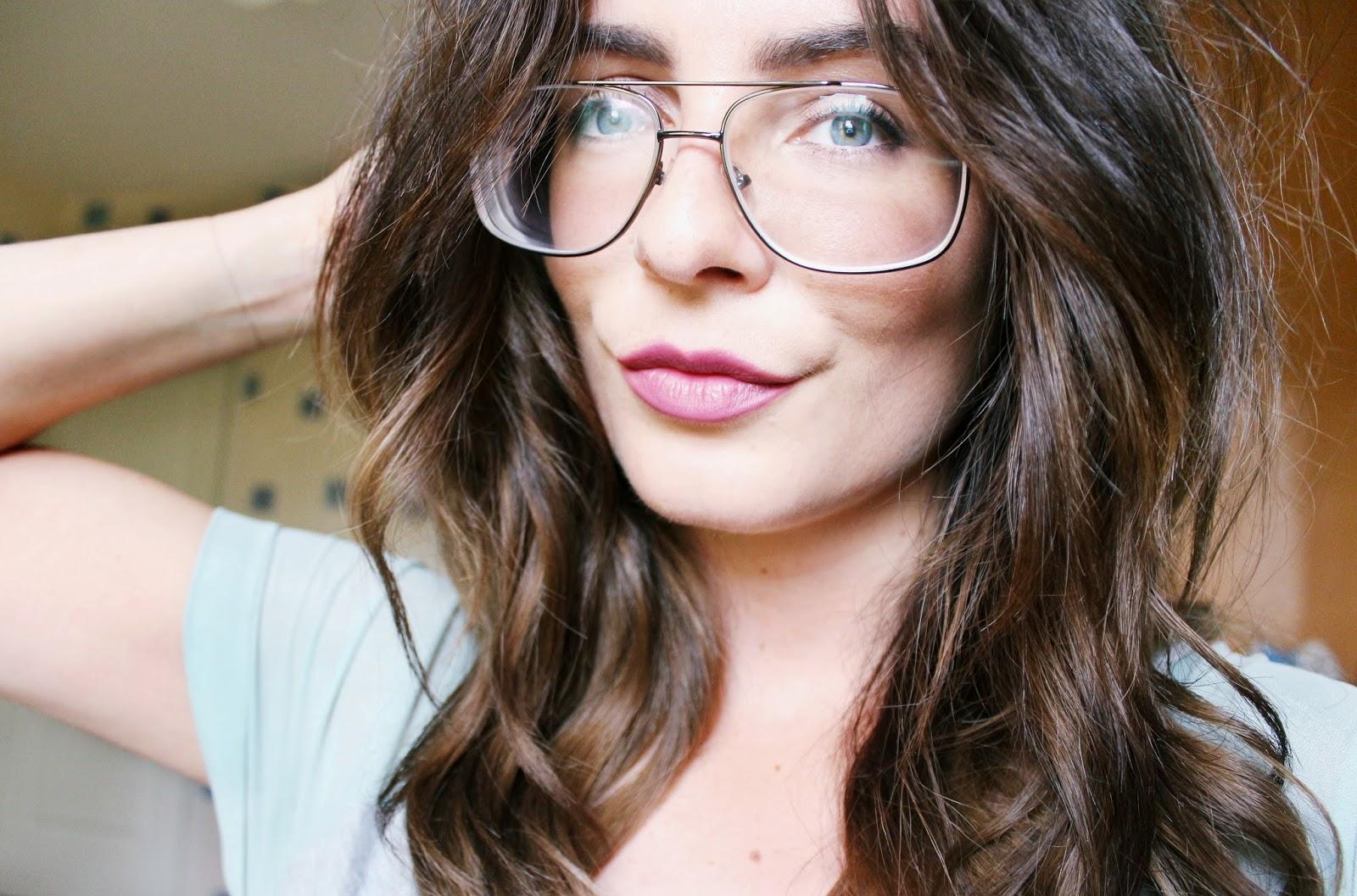 wavy hair routine
