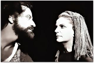 Paulo Autran e Tônia Carreiro em Uma Montagem de Macbeth (1970)