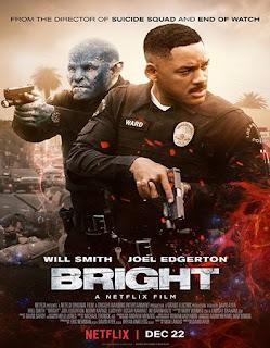 Bright (2017) Watch Online Full Movie 720p WEBrip Free