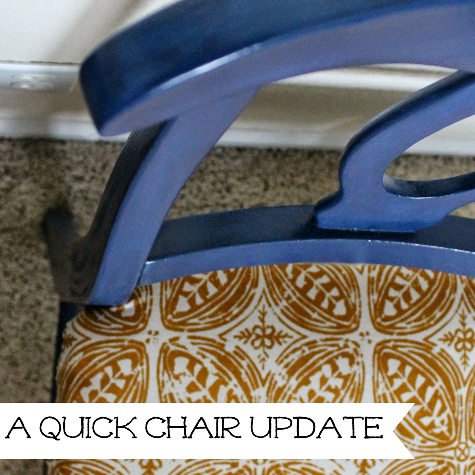 http://wonderfullymadebyleslie.blogspot.com/2014/04/chair-update-quick-fix.html