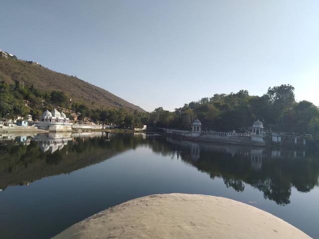 udaipur pichola lake