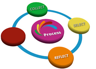 process diagram with focus on REFLECT