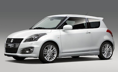 2012 Suzuki Swift Sport - Subcompact Culture