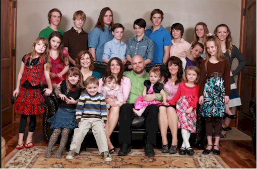 Família de polígamo