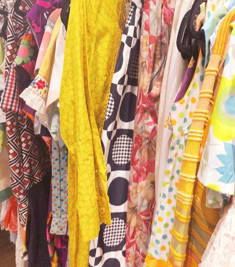 A Vintage Nerd, Vintage Blogger, Manhattan Vintage Show, Vintage New York, Vintage Clothing, Vintage Shopping