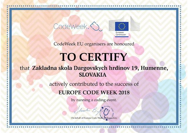 http://zshu.sk/index.php/nase-aktivity/aktivity-2018-2019/item/1062-eu-code-week-2018-certifikat-za-podujatie-scratch-v-nasej-skole