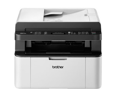 Help increase productivity amongst impress speeds of upwardly to  Brother Mfc-1910w Printer Driver Downloads