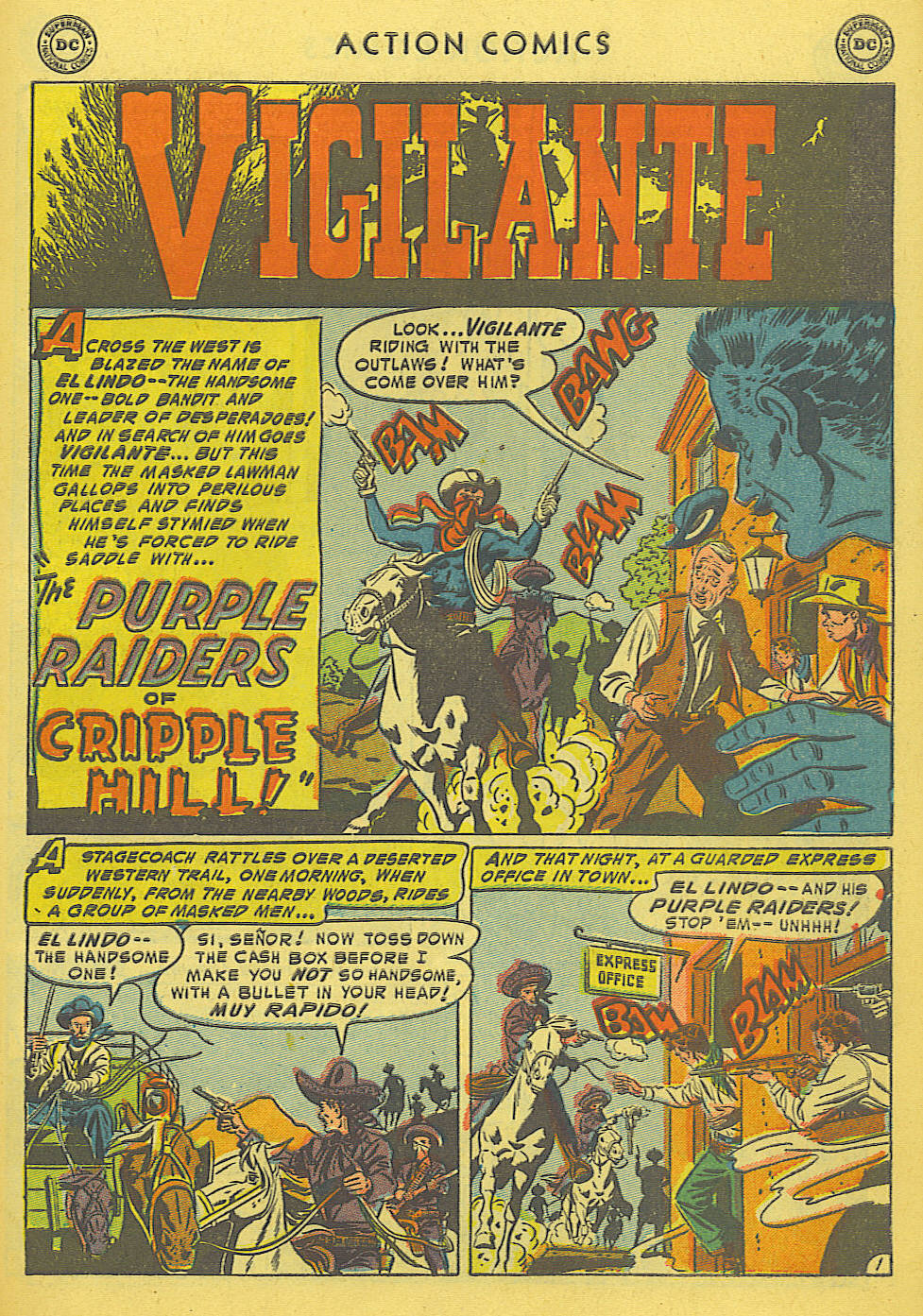 Action Comics (1938) 191 Page 32