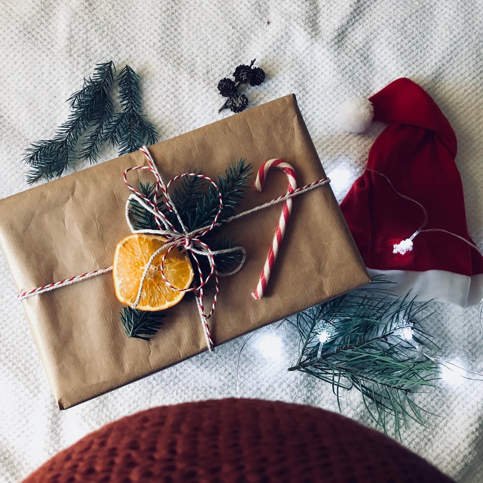 prezenty pakowanie prezentów