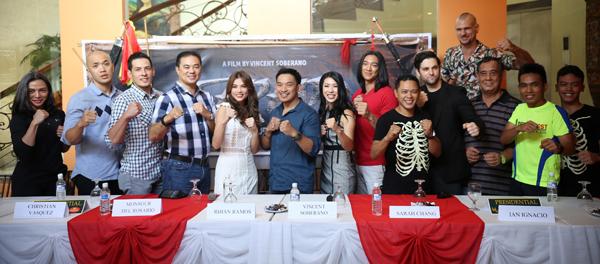 Tapado movie cast