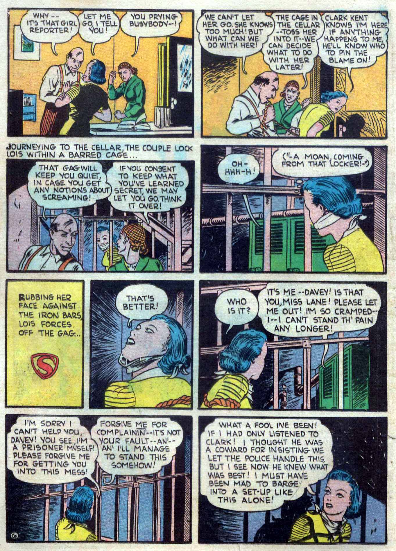 Read online Action Comics (1938) comic -  Issue #27 - 12