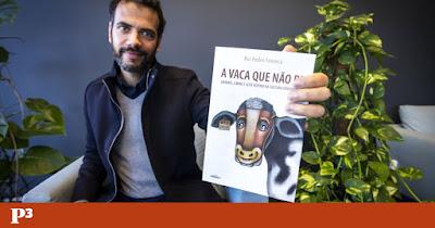 """e5dd31ce576 Por detrás da """"máscara"""" da indústria pecuária, esconde-se A Vaca que Não Ri"""