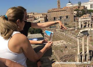 palatino guia brasileira roma - Roma Antiga I - A Idade do Ferro