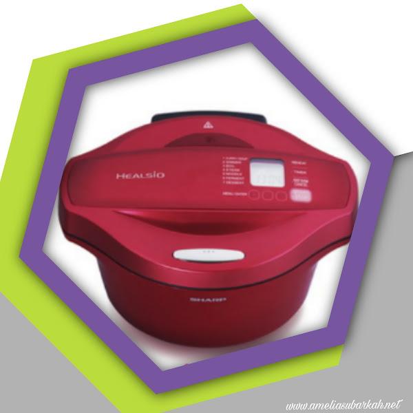 SHARP Healsio Automatic Cookware Idaman Kaum Urban