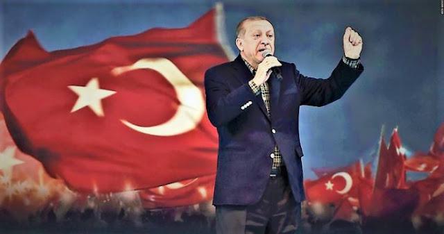 Ο ανεξέλεγκτος Ερντογάν και οι εγχώριοι σημαιοφόροι της εξάρτησης