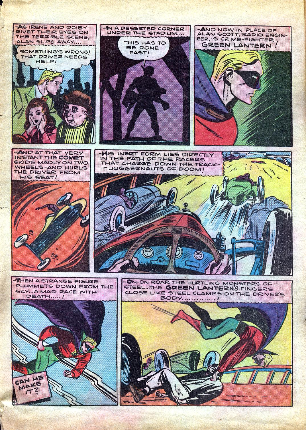 All-American Comics (1939) issue 36 - Page 5