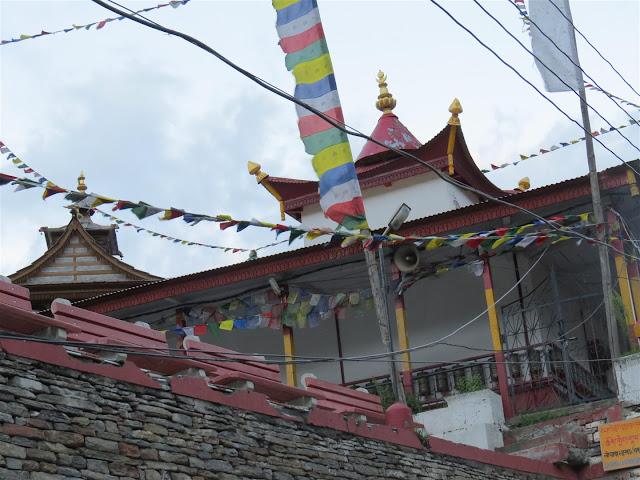 Monastery at Kalpa