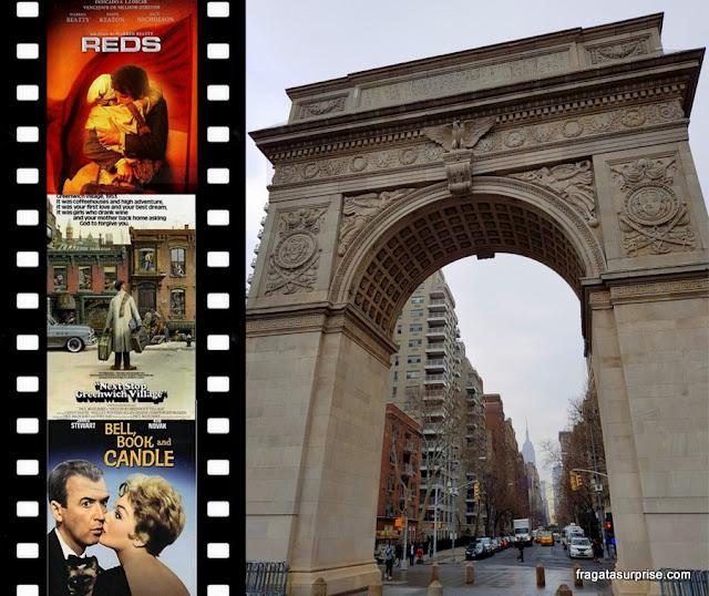Filmes ambientados em Nova York: Greenwich Village