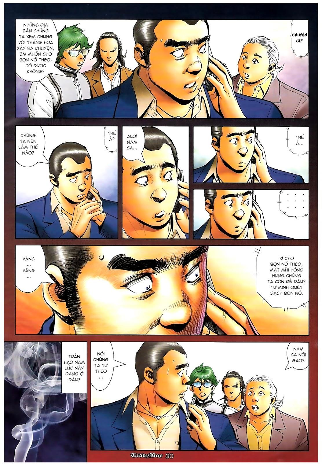 Người Trong Giang Hồ - Chapter 1206: Xúc Đại Đông - Pic 27