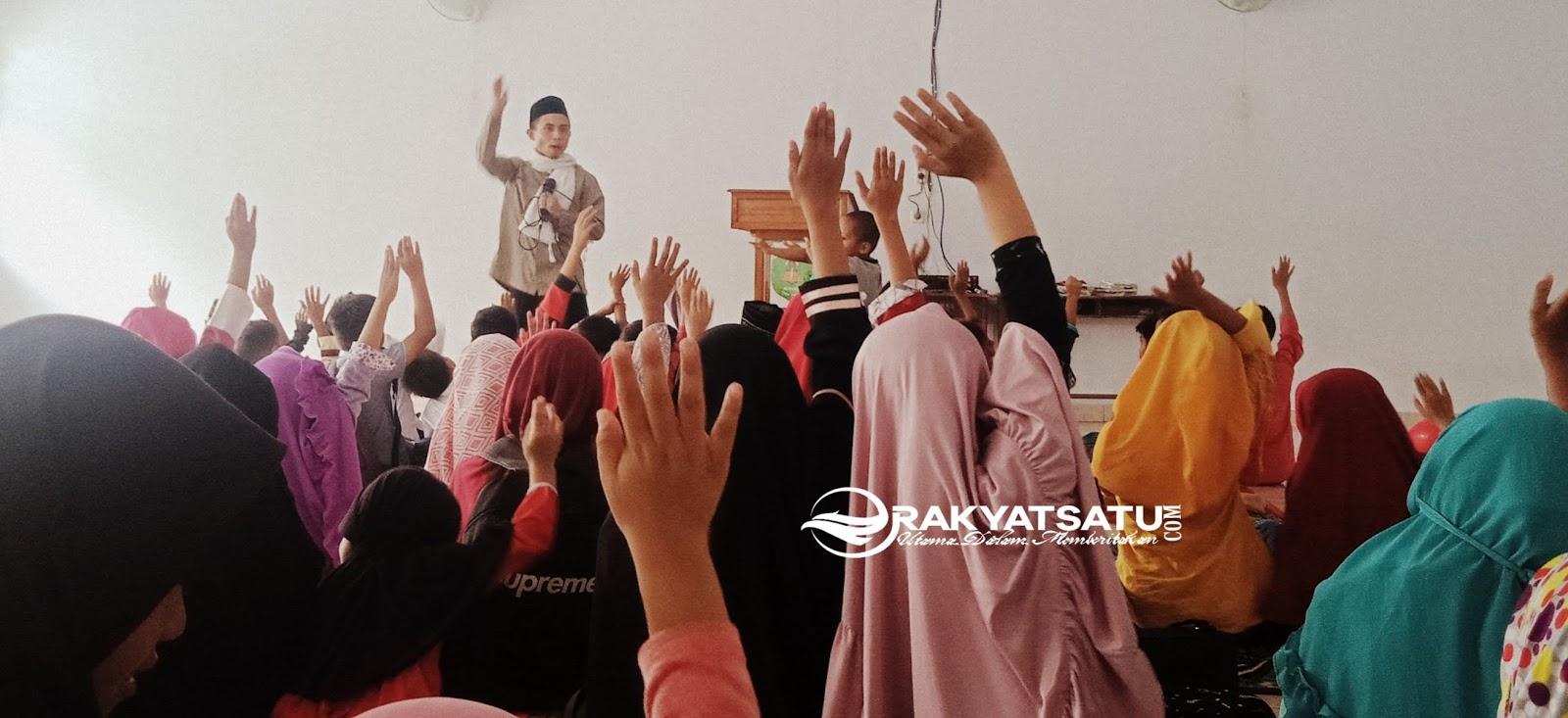 Jambore Anak Sholeh Se Tana Toraja Dimulai Ustad Akhmad
