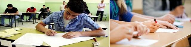 جدول مواعيد امتحانات طلاب الصف الاول والثانى الثانوى 2018 أخر العام (الترم الثانى)