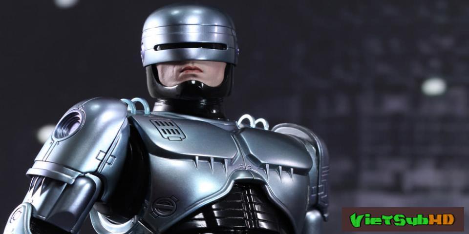 Phim Cảnh Sát Người Máy VietSub HD | Robocop 2014