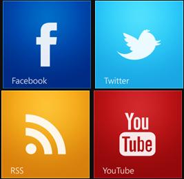 اضافة المشاركات الاجتماعية الي مدونات بلوجر