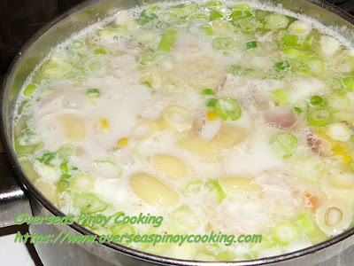 Sopas - Cooking Procedure