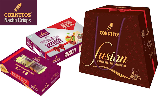 Cornitos launches a new range of combination gift packs for the festive season